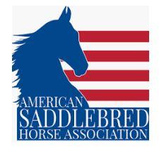 THE AMERICAN SADDLEBRED HORSE ASSOCIATION