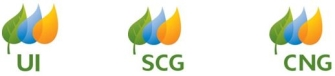 UI, SCG and CNG