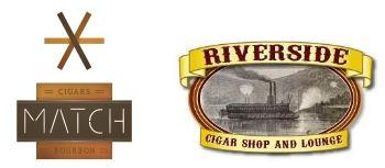 Riverside Cigar Shop & Lounge and Match Cigar Bar