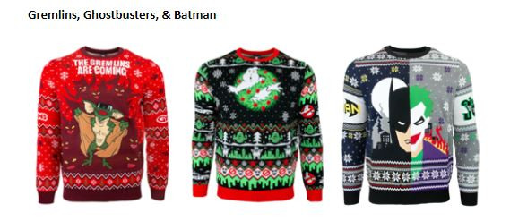 Hedgehog Christmas Sweater.Pr Official Geeky Xmas Knitted Sweaters Revealed Just In