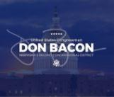 Rep. Don Bacon