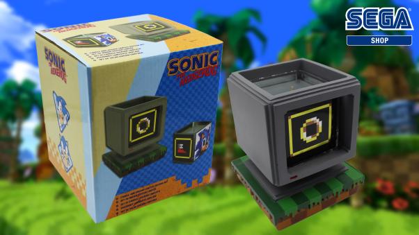Official Sonic The Hedgehog Candle Holder Revealed For Sega Shop Uk Europe